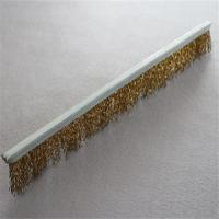 Buy cheap Brass Wire Strip Brush from wholesalers