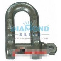 Buy cheap Drop Forged Dee Shackle Italy Type product