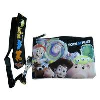 Buy cheap isney TOY STORY Lanyard with Pouch Fastpass Tickets black Holder product