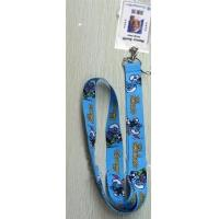 Buy cheap The Smurfs Lanyard Keychain with Vertical Badge Holder product