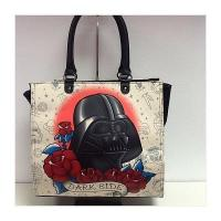 Buy cheap STAR WARS STAR WARS Darth Vader Tattoo Tote by LOUNGEFLY product