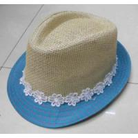 Buy cheap Straw Fedora Hats For Women product
