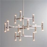 China Modern Bamboo Inspired Chandelier wholesale