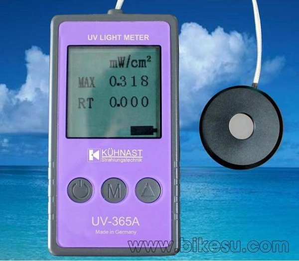 Quality KUHNAST UV-365A UV-LIGHT METER for sale