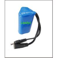 Buy cheap 11.1V 5.2AH rechargeable battery for Heated-clothing/LY-L03S001-3 product