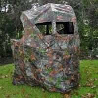 Buy cheap Hunting blind Camo two-man chair blind product