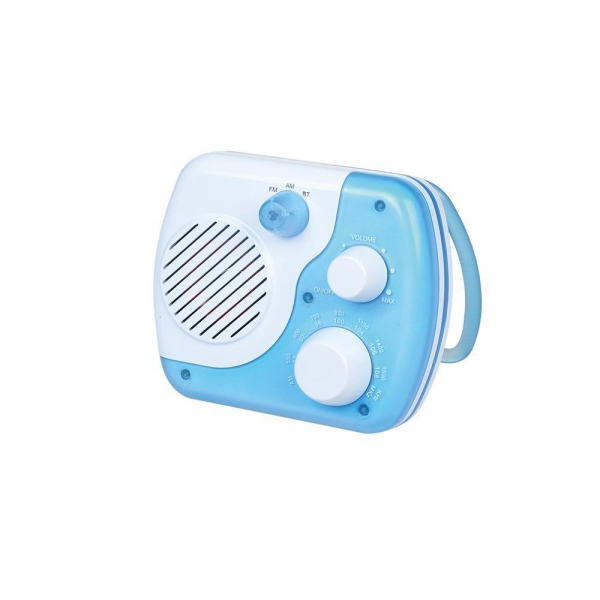 MR-1004 Bluetooth speaker with am/fm shower radio - 46849775