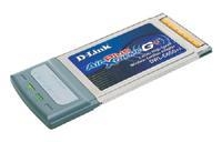 Quality D-Link DWL-G650 + A 802.11g PCMCIA wireless card for sale