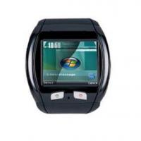Buy cheap Watch Cell Phone With Bluetooth & Camera - Black-Q007 from wholesalers