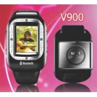 Buy cheap watch cell phonee - mp3/mp4 player + Bluetooth + WAP-V900 from wholesalers