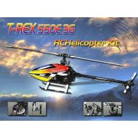 Buy cheap ALIGN T-REX 550E RC Helicopter FLYBARLESS 3G KIT ONLY h-trex550E-3G-kit-only product