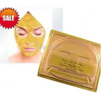 Buy cheap New Collagen Crystal Gold Power Facial Mask from wholesalers