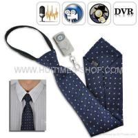 Buy cheap 4GB Covert Tie Camera with Wireless Remote product
