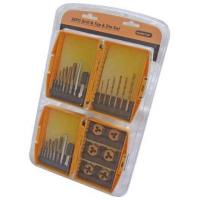 Buy cheap Power tool accessories 26PC DRILL & TAP & DIE SET product