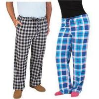Mens & Ladies Fleece Or Flannel Sleep Pants