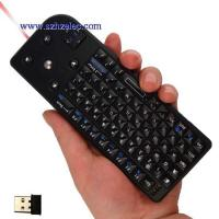 Buy cheap 2.4G Mini Wireless Keyboard with touch pad product
