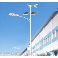 China wind&solar hybrid street light buy led light 001 on sale