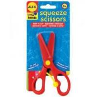 Quality Arts & Crafts Alex Toys Little Hands Squeeze Scissors for sale