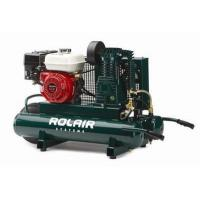 China Rol-Air 4090HK17 5.5HP Gas Powered Wheeled Air Compressor #4090HK17 on sale