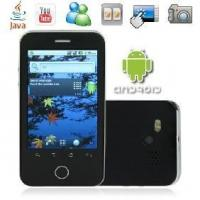 China Google Android 2.1 OS PDA Smart Mobile Phone with 3.3 Inch LCD Touchscreen on sale