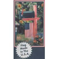 """Buy cheap 11"""" x 15"""" US Decorative Flag and Holder product"""