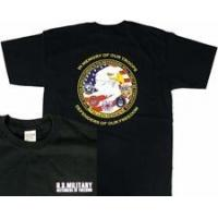 China Military Memorial Fallen Heroes T Shirt on sale