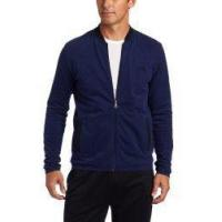 Hugo Boss Mens Sleepwear Jacket With Zip Blue Small by HUGO BOSS