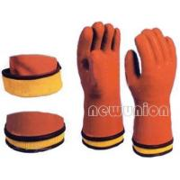 China Tools Cold-resistant PVC glove Art.No.NU05601 on sale