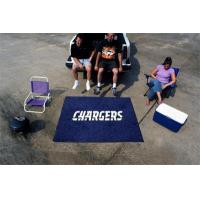 China Large San Diego Chargers Logo Area Rug on sale
