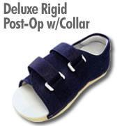 China Deluxe Rigid Post-Op Shoe With Collar No. 445 wholesale