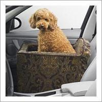 Buy cheap Bowsers Luxury Booster Dog Car Seat product