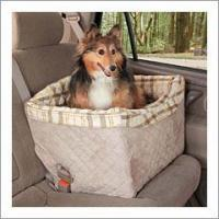 Buy cheap Solvit Deluxe Tagalong On-Seat Dog Car Seat product