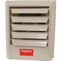 China Dayton 3UF79 Electric Unit Heater With 20Gauge Steel Housing on sale