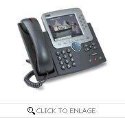 China Cisco 7970G Unified IP Phone Spare (CP-7970G)
