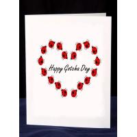 China Happy Gotcha Day Card (Sold Individually) on sale