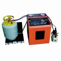 Buy cheap R22,R134a Mobile Refrigerant Recovery / Recycling / Recharging Equipment product