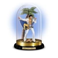 Buy cheap Elvis Presley: Clearly A Legend Figurine CollectionModel # CT901543 product