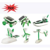 Solar Toy 6in1 Educational Solar toy kit