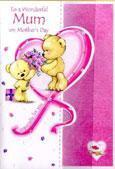 China Mother's Day Cards. on sale