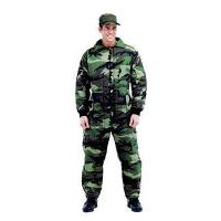 China Camouflage Coveralls Insulated Camo Coverall on sale