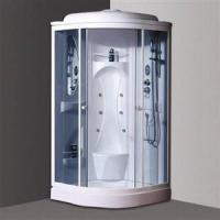 Buy cheap Corner Shower Cabins Multifunctional Corner Shower Cabins product
