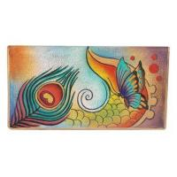Buy cheap Anuschka Ladies Two Fold Slim Wallet in CollageItem #: 227279 product