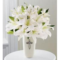 Buy cheap Sympathy Flowers The FTD Faithful Blessings Bouquet from wholesalers