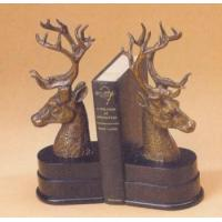 Buy cheap Animal Bookends Lodge Deer Head Bookends from wholesalers