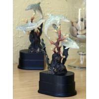 Buy cheap Animal Bookends Dolphin Bookends from wholesalers
