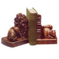 Buy cheap Animal Bookends Squirrel Looking For Lunch Bookends from wholesalers