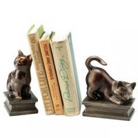 Buy cheap Animal Bookends Playing Cat Bookends from wholesalers