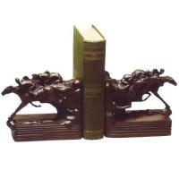 Buy cheap Animal Bookends Horse Race Bookends from wholesalers