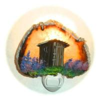 China Agate Night Light Out House wholesale
