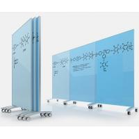 Buy cheap Mobile Glass Whiteboard | Go! by Clarus Glassboards product
